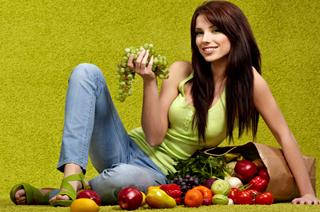 stile alimentare sostenibile