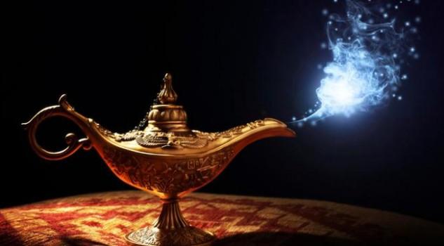 magia del desiderare